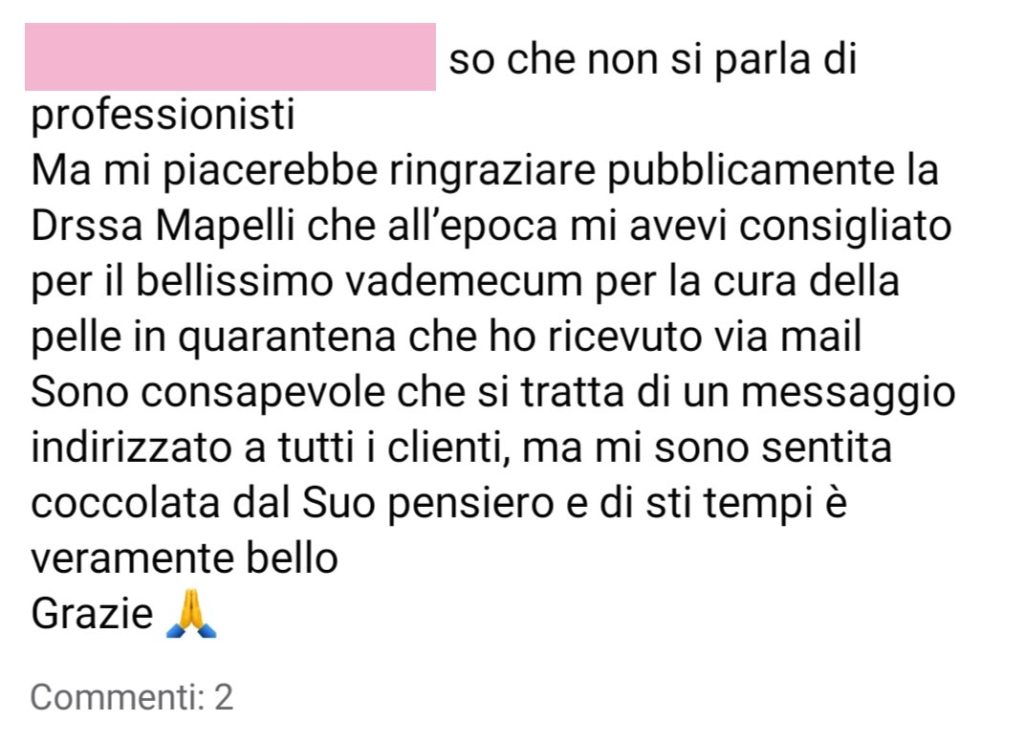 feedback risorsa gratuita Elisabetta Mapelli